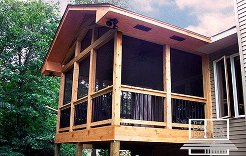 25 Best Images About Screen Porches And Patios On