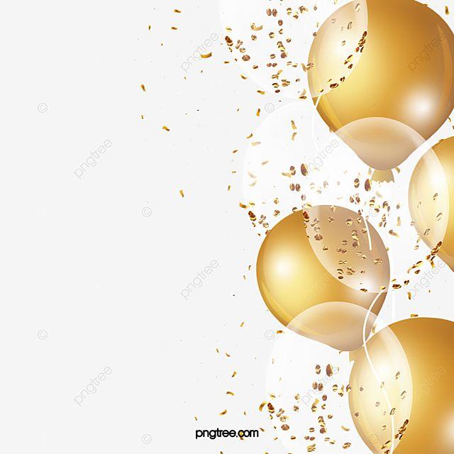 Globos Dorados Creativos Pintados A Mano Transparentes Clipart De Globo Tridimensional Celebrar Png Y Psd Para Descargar Gratis Pngtree Balloons Balloon Gift Balloon Clipart