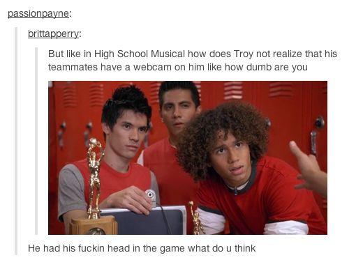 #highschoolmusical