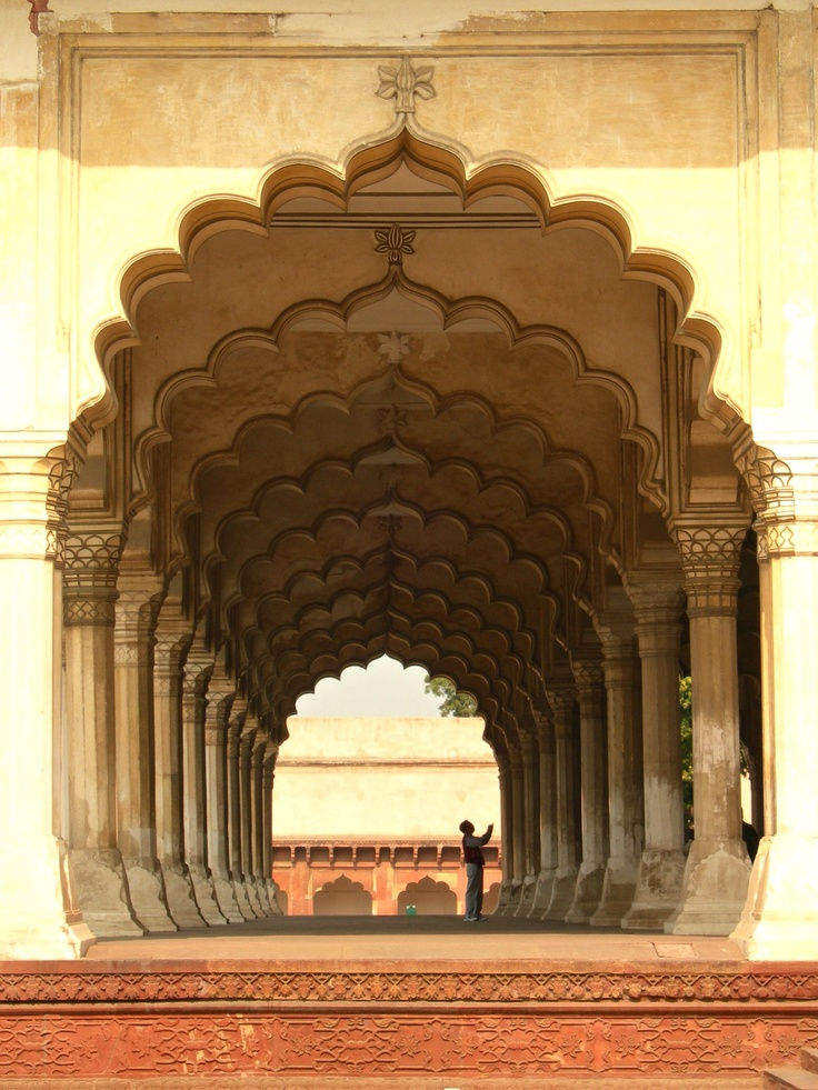Arches, India.  Craftsmanship at it's best.