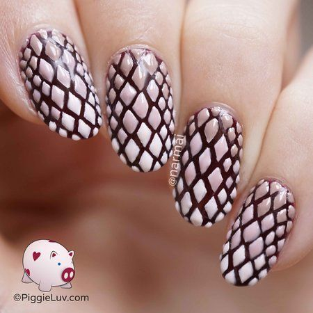 25+ best ideas about Snake skin nails on Pinterest ...