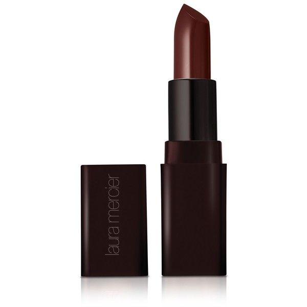 Laura Mercier Creme Smooth Lip Colour ($27) ❤ liked on Polyvore featuring beauty products, makeup, lip makeup, lipstick, beauty, lips, cocoa, moisturizing lipstick, lips lipstick and laura mercier lipstick