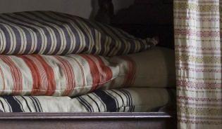 Det var tekstilerne, der sikrede husmandens overlevelse.