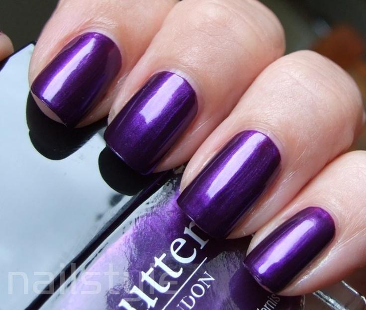 Butter London HRH love this purple