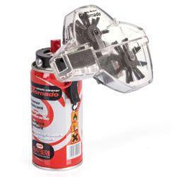 Detergente lubrificante para corrente de bicicleta http://www.dmail.pt/prodotto.php?cod=337339