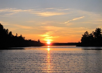 Lake Of The Woods In Canada Most Beautiful Place In The