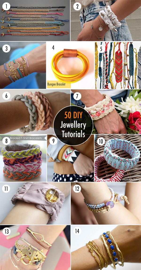 315 best jewelry making tutorials images on pinterest tutorials we girls love jewellery and i especially love homemade stuff i collected some of my favourite easy to make diy jewellers what you can crea fandeluxe Images