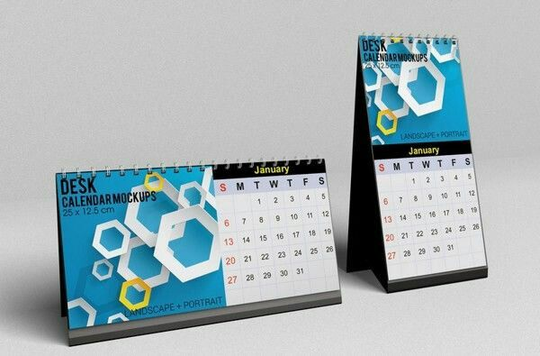Melayani Pembuatan Kalender Meja Sesuai Kebutuhan Untuk Informasi