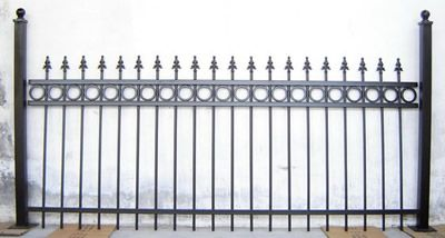 Steel Fence Panels, Dezhou Recinzioni Wire Fence Panel Inc.