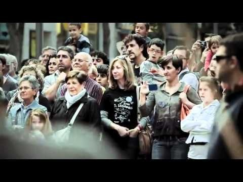 Symphony Orchestra Flash Mob   Sabadell, Spain VIDEO ~ BestOfVids com    I wept when I saw what greatness Mankind is capable of and yet how mired in foolishness we are most of the time.