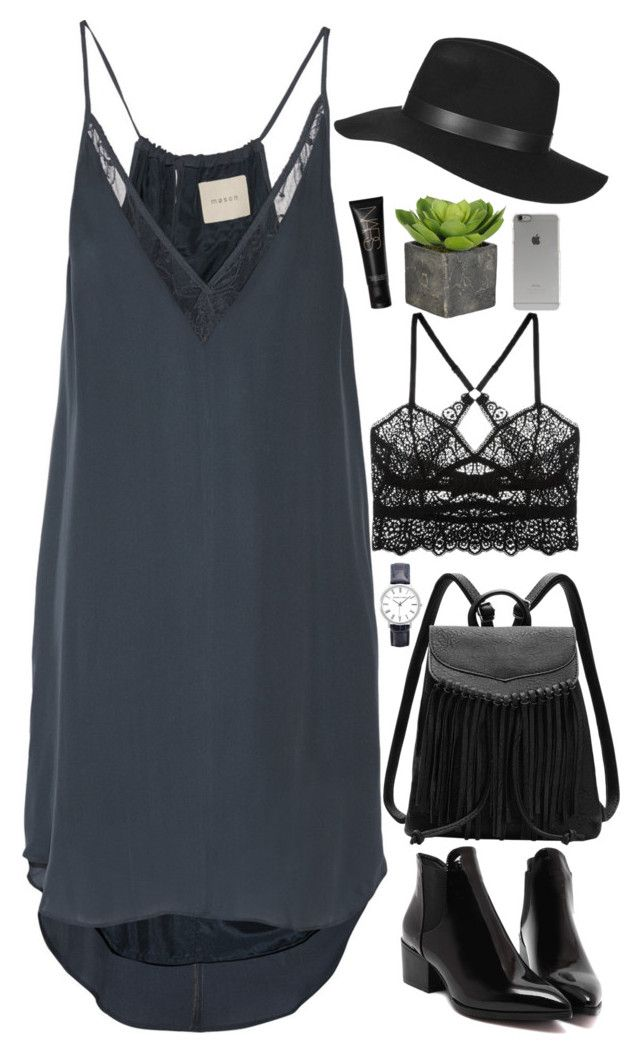 Untitled #2703 by wtf-towear on Polyvore featuring Mason by Michelle Mason, ELSE, Topshop, Incase, NARS Cosmetics, women's clothing, women's fashion, women, female and woman