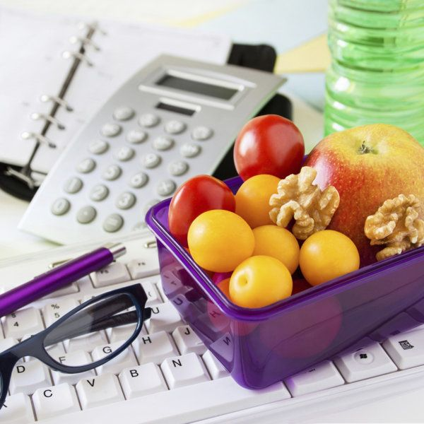 5 healthy snacks for the office - Yahoo Lifestyle India