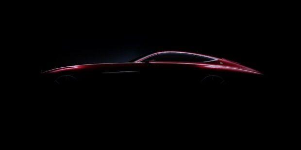 Vision Mercedes Maybach 6 (Bild: Daimler AG)