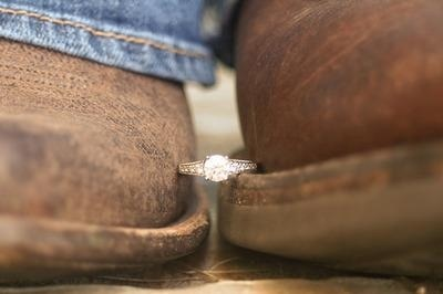 Cute country ring picture