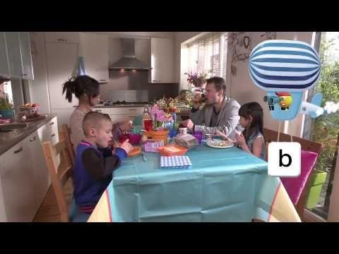 VLL letter b NL vs2 - YouTube
