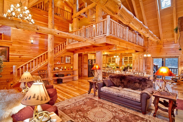 Eagle Wings Lodge 22 Person Cabin Rental Hocking Hills