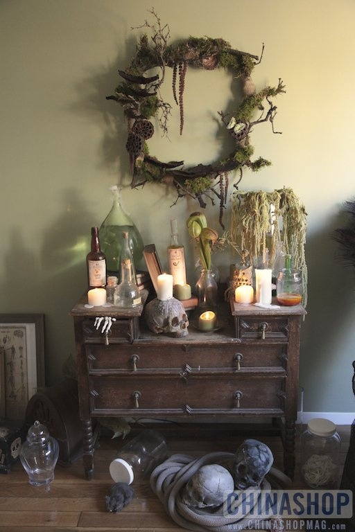 Pagan home decor iron blog for Pagan decorations for the home