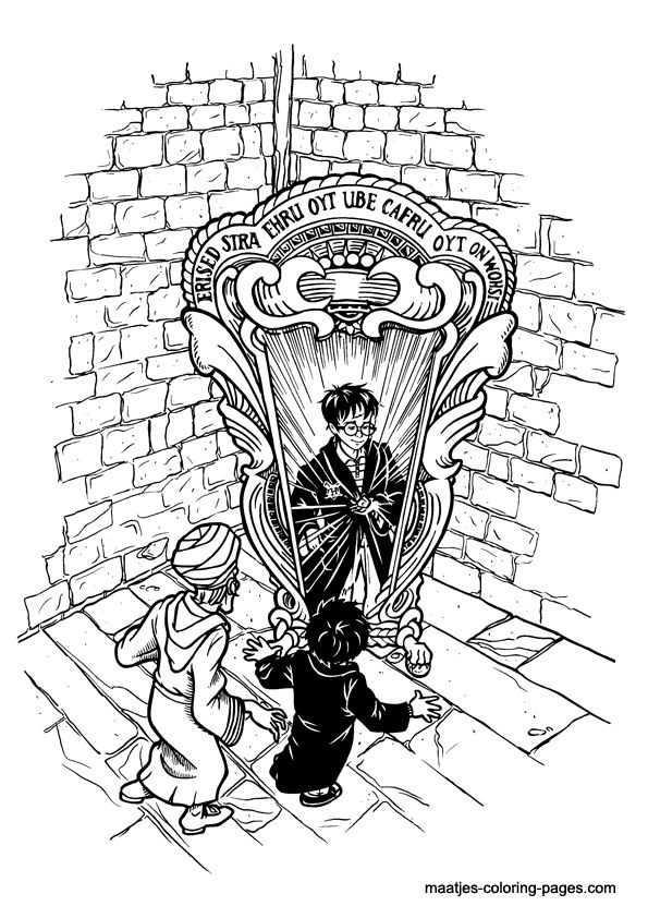 73 best Harry Potter Coloring Pages images on Pinterest Harry