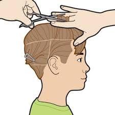 Resultado de imagen de como cortar el pelo corto