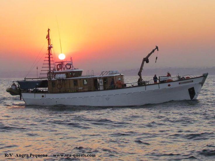 R/V Angra Pequena    www.sea-quests.com