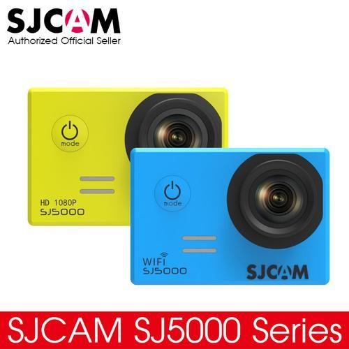 SJCAM SJ5000 Series Notavek 96655 SJ5000 & SJ5000 WiFi Action Sport Camera 2.0 LCD Waterproof Camera Optional Package - SaveMajor.com