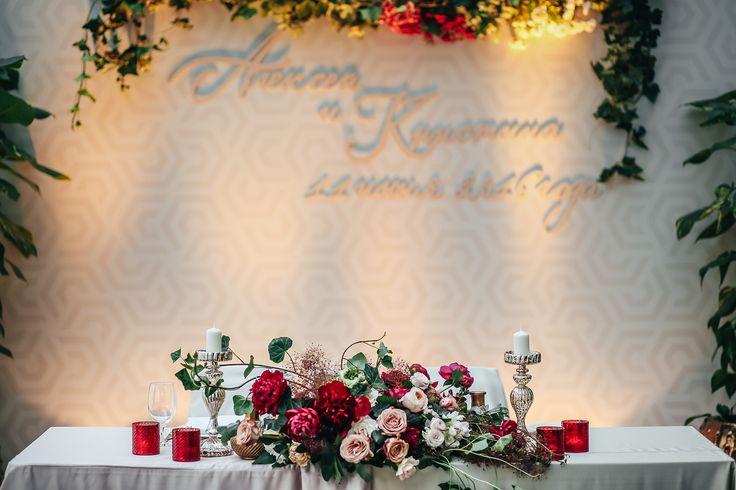 wedding, wedding decor, decor sweet heart table, стол пары, оформление стола пары, свечи, свадебный декор, свадебная флористика, свадебные цветы, свадебные композиции, цветочное оформление стола пары