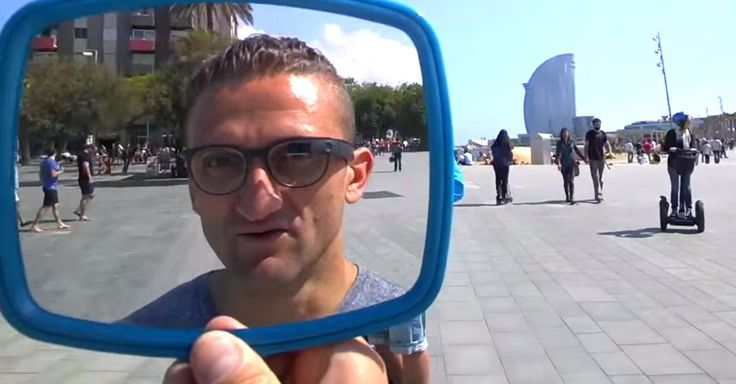 Filmmaker Casey Neistat is not a tech journalist, and it shows in his entertaining video review of Google Glass, shot entirely on the headpiece.