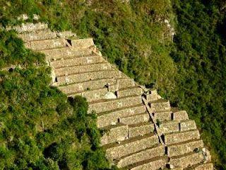 ENCICLOPEDIA TURISTICA DE PERU: Choquequirao