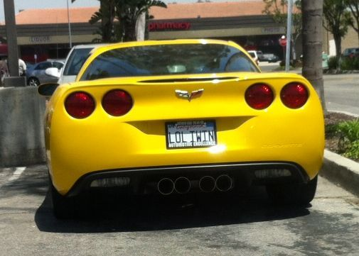 License Plate Ideas Personalized