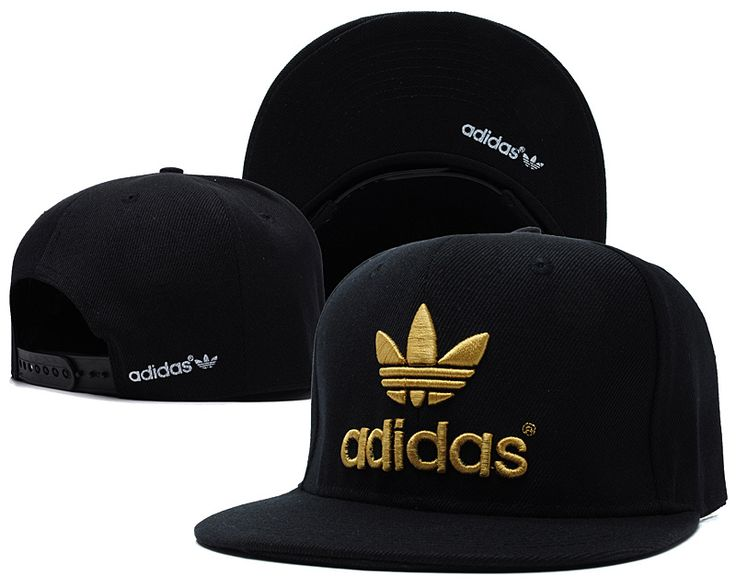 Adidas Snapbacks Caps Cheap Snapbacks Hats Black 006 7751