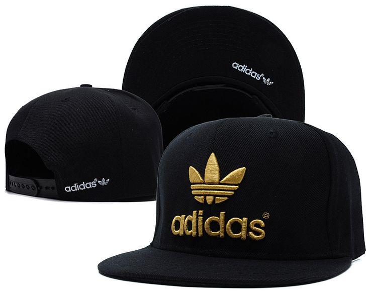 Adidas Snapbacks Caps Cheap Snapbacks Hats Black 006 7751