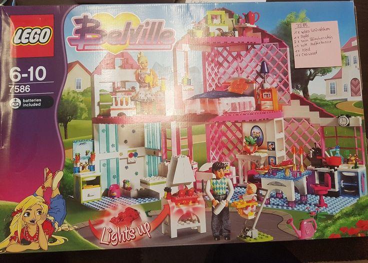 Lego Belville Haus 7586   Spielzeug, Baukästen & Konstruktion, LEGO   eBay!