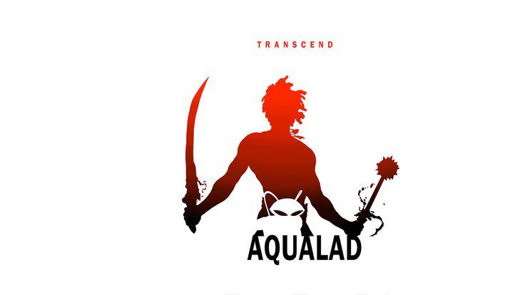 Superhero silhouettes and attributes by Steve Garcia: Aqualad.