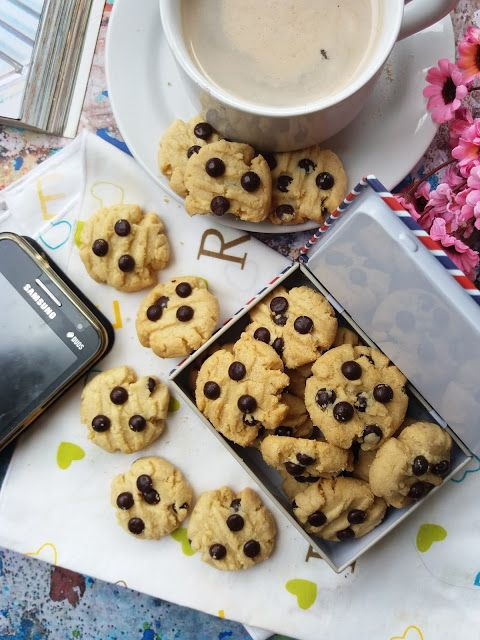 Dapur Miranti: Cereal Chocolate Chips Cookies