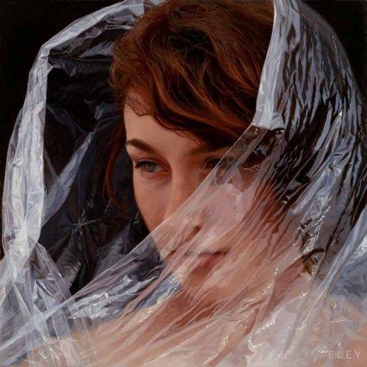 Sembrano fotografie ma sono quadri ad olio: il progetto di Robin Eley