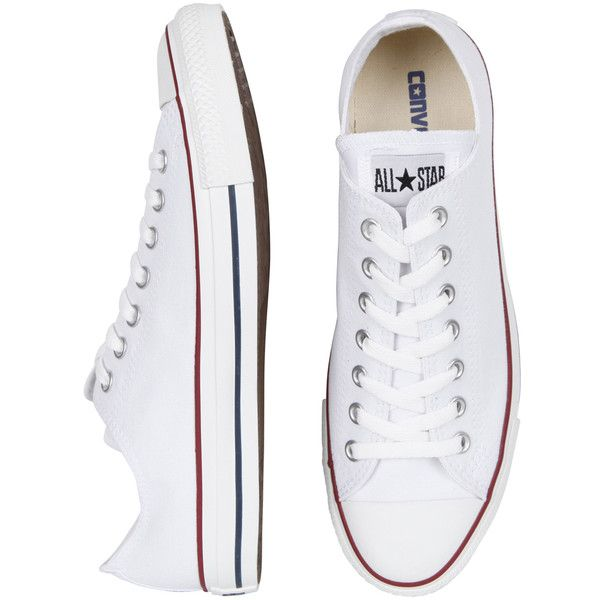 Converse Canvas All Star Low found on Polyvore