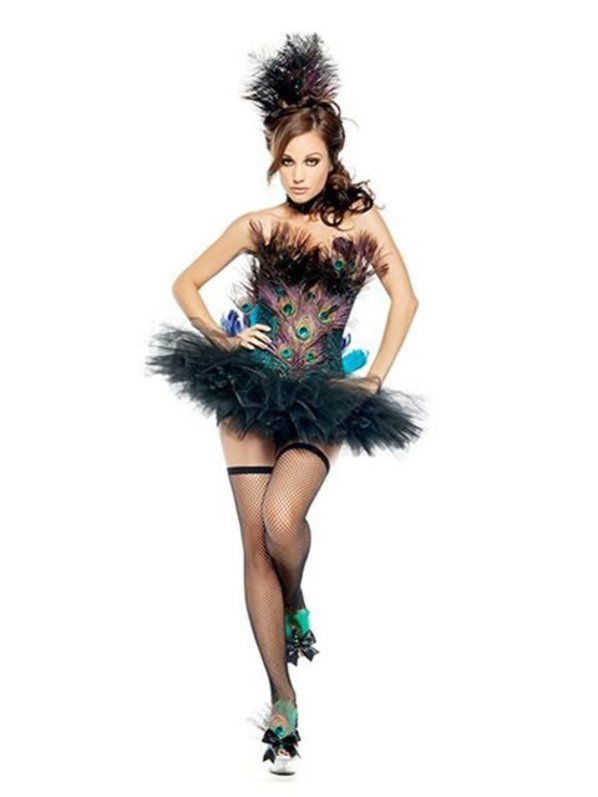Check out Sexy Peacock Adult Costume - Wholesale Animal Costumes for Adults from Wholesale Halloween Costumes