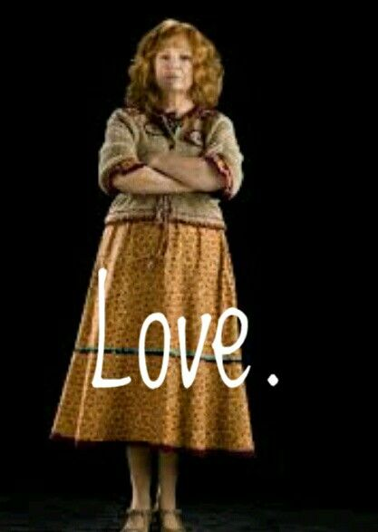 Molly Weasley. Love. Potterfull collection.