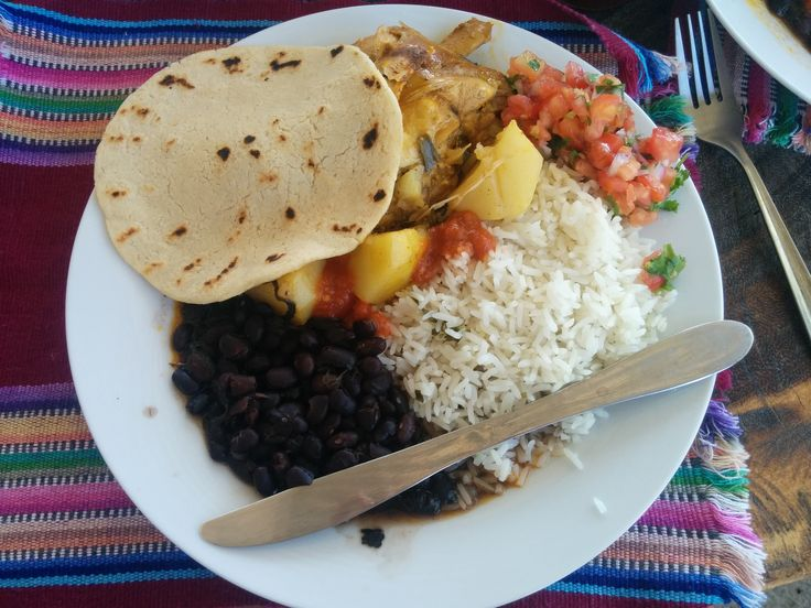 17 Best Images About Costa Rican Food On Pinterest Guacamole Restaurant And Black Beans