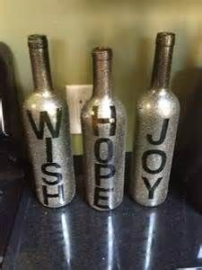72 best images about wine love on pinterest crafts for What can i make with empty wine bottles