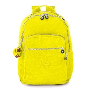 Kipling Seoul Backpack, Neon Yellow, One Size BP3020-717,