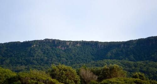 Illawarra escarpment