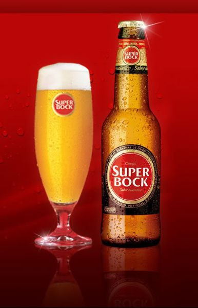"""Super Bock is the leading beer brand on the Portuguese market and is the only brand to have won 28 gold medals in the international contest """"Monde Sélection da la Qualité"""". It is produced from selected high-quality ingredients, which give it its characteristic colour, flavour, froth and body, and differentiate it from the other beers on the market, making it an appetizing and widely appreciated beer. With an alcohol content of 5.6%, it is in the lager category."""