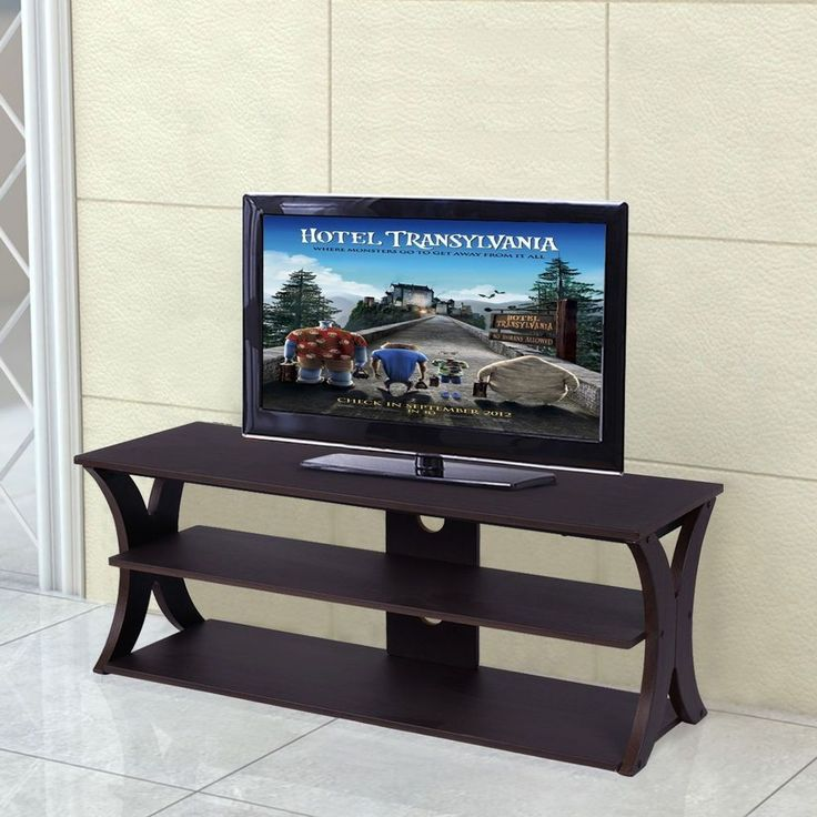 TV Stand Television Rack Home Entertainment Furnitures Art Decorations MDF New   #TVStandTelevision #Contemporary
