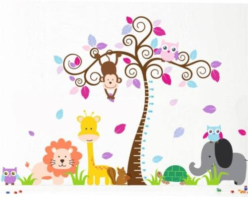 Deco cris vinilos decorativos infantiles entra y mira for Vinilos infantiles