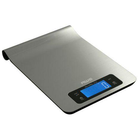 Digital Kitchen Scale 11lb x 0.1oz AWS EP-5KG Epsilon