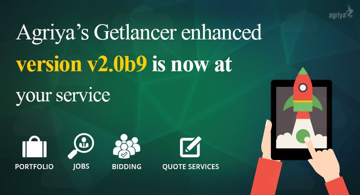 Agriya Launches its Upgraded Version v2.0b9 of Getlancer Product – Freelance Platform