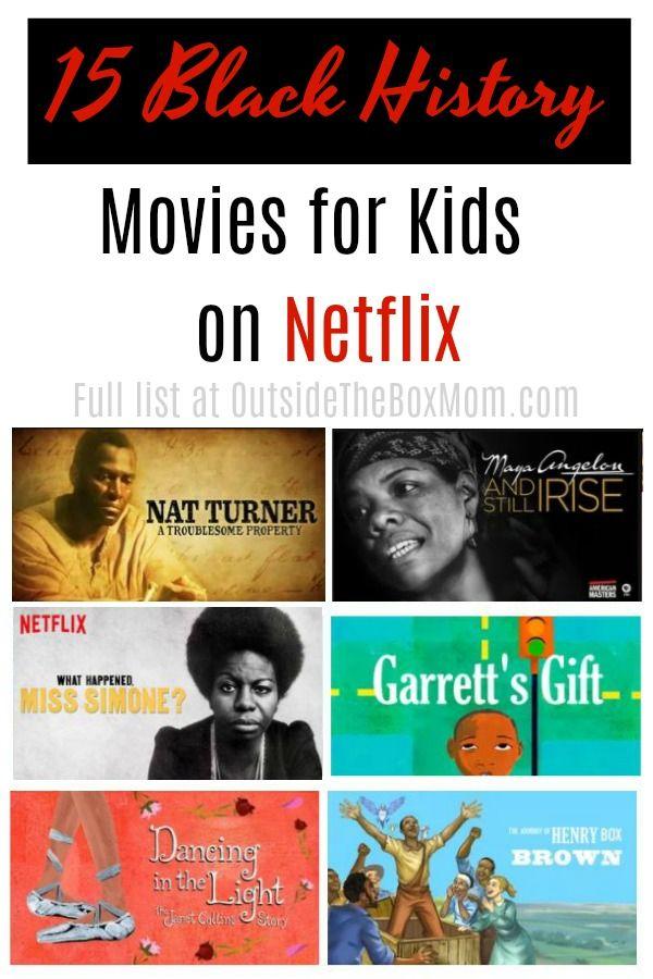 20 Movies About Black History on Netflix | Homeschool