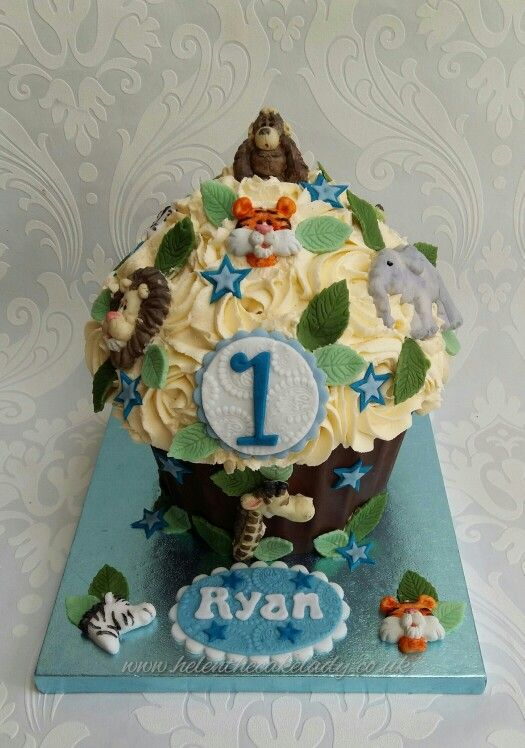 St Birthday Cake Purplr