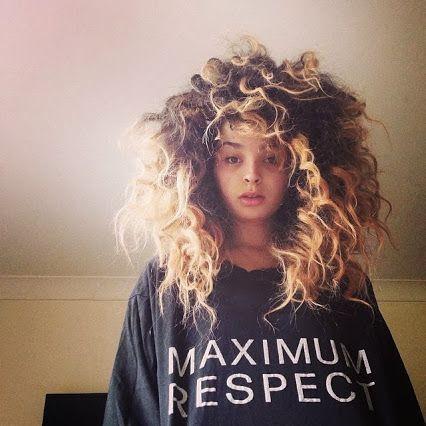 Ella Eyre hair crush